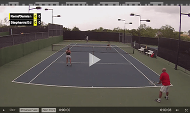 Cizr Tennis Automated Video Analysis For Tennis